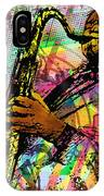 Royal Sonesta Jazz Playhouse IPhone Case