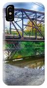 Rt 106 Bridge IPhone Case