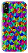 Rubik's Cube Abstract IPhone Case