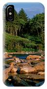 Ruby Bay North Pacific Ocean IPhone Case