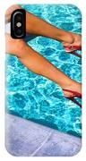 Ruby Heels Not In Kansas Palm Springs IPhone Case