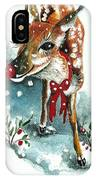 Rudolf IPhone Case