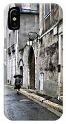 Rue A Chartres IPhone Case