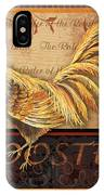 Ruler Of The Roost-2 IPhone Case