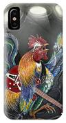 Rulin' The Roost IPhone Case