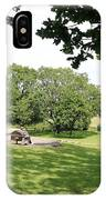 Runnymede Surrey Uk IPhone Case