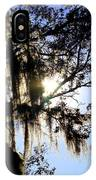 Rural Florida Sky IPhone Case