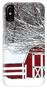 Rural Living IPhone Case