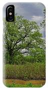 Rural Trees II IPhone Case