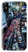 Rush Hour Manila Philippines IPhone Case