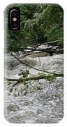 Rushing Creek IPhone Case