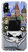 Russian Tooth IPhone Case