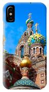 Russian Traditional Church IPhone Case