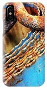 Rust Art  IPhone X Case