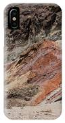 Rust Colored Formation IPhone Case