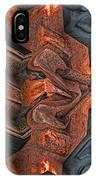 Rust Flow IPhone Case