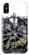 Rust In Peace IPhone Case