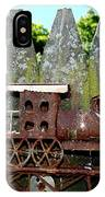 Rusted Rails IPhone Case