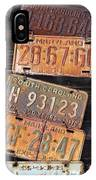 Rusted States IPhone Case