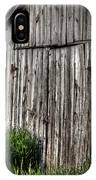 Rustic Old Barn IPhone Case