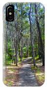 Rustic Trail IPhone Case