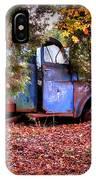Rusting Truck IPhone Case