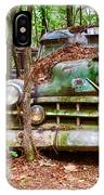 Rusty Caddy 3 IPhone Case