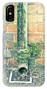 Rusty Drainpipe IPhone Case