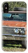 Rusty Impala IPhone Case