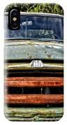 Rusty Lip  IPhone Case