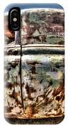 Rusty Old American Dreams - 4 IPhone Case