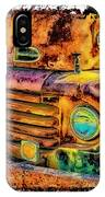 Rusty Old Truck IPhone Case