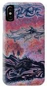 Rusty Pink IPhone Case