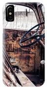 Rusty Relic Truck IPhone Case