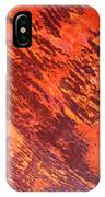 Rusty Textures IPhone Case