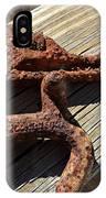 Rusty Tools II IPhone Case
