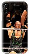 Ryback And Shield IPhone Case