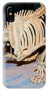 Saber-toothed Cat IPhone Case