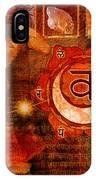 Sacral Chakra IPhone Case