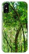 Sacred African Rainforest IPhone Case