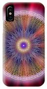 Sacred Geometry 176 IPhone Case