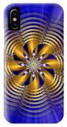 Sacred Geometry 184 IPhone Case