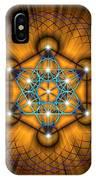 Sacred Geometry 68 IPhone Case