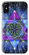 Sacred Geometry 70 IPhone Case