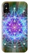 Sacred Geometry 72 IPhone Case