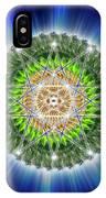 Sacred Geometry 75 IPhone Case