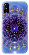Sacred Geometry 78 IPhone Case