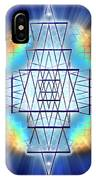 Sacred Geometry 86 IPhone Case