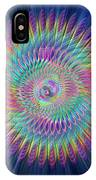 Sacred Geometry 87 IPhone Case