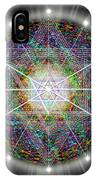Sacred Geometry 89 IPhone Case